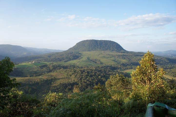 Guarapuava的民宿