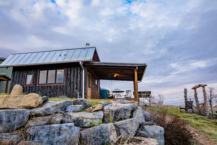 The Tiny House at Stardust Meadows