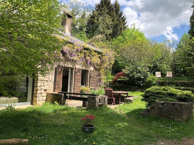 Sorans-lès-Breurey的民宿