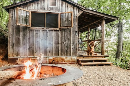 Pisgah Highlands Hammock House