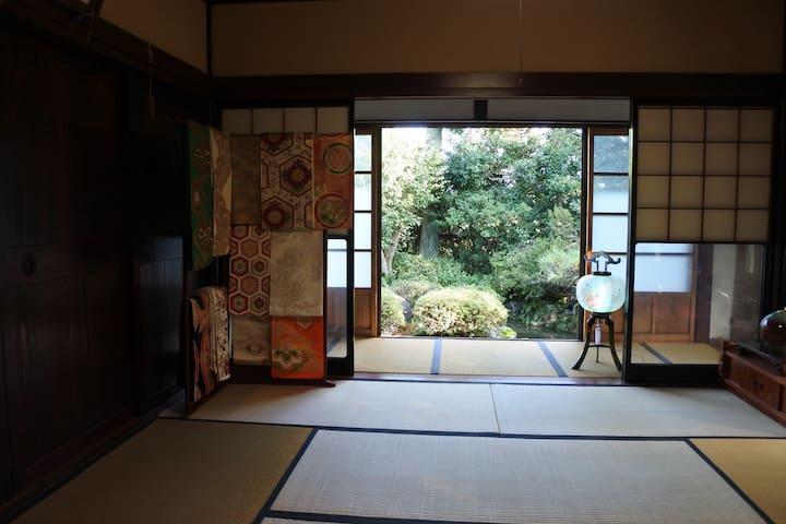 Tonami-shi的民宿