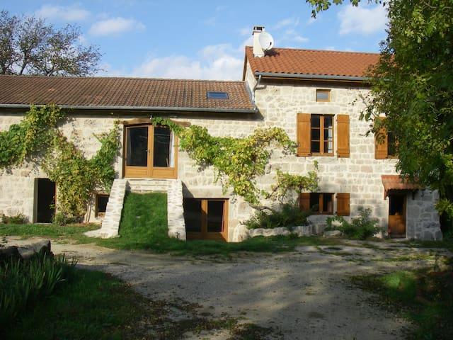 Saint-Maurice-de-Lignon的民宿