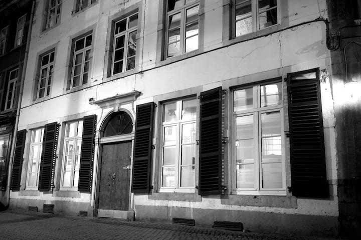 那慕尔(Namur)的民宿