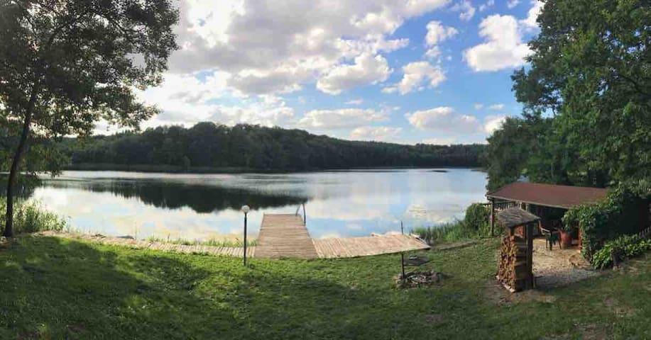 Jezioro Morawy的民宿