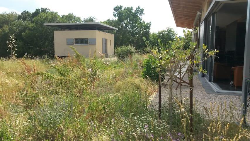 Fons-sur-Lussan的民宿