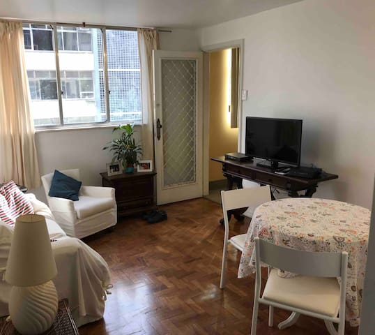 Double room in Arpoador (Copacabana/Ipanema)