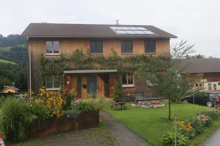 Schwarzenberg的民宿