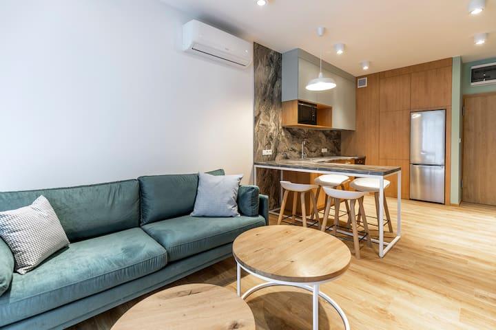 Cotton House apartament standard