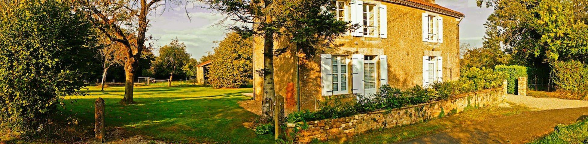 Thouarsais-Bouildroux的民宿