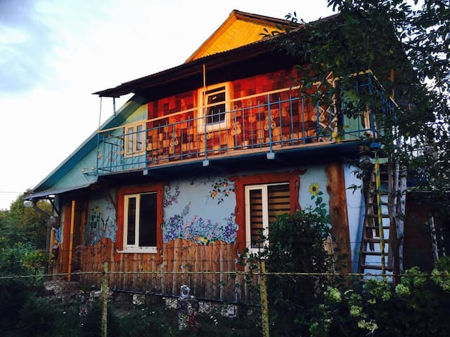 Verkhovyna的民宿