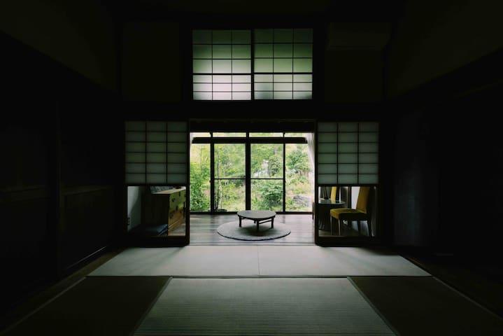 Fukushima的民宿