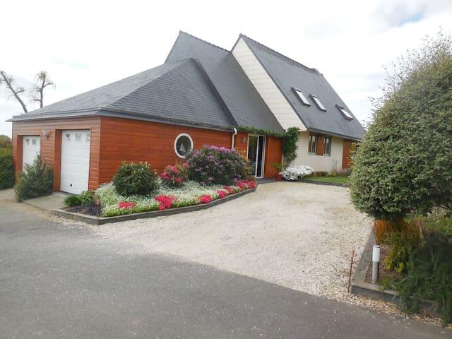 Chambre d'hôtes proche de Brest et Landerneau.