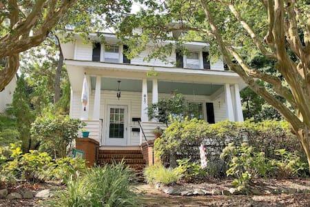 Monthly rental; stylish in perfect neighborhood!