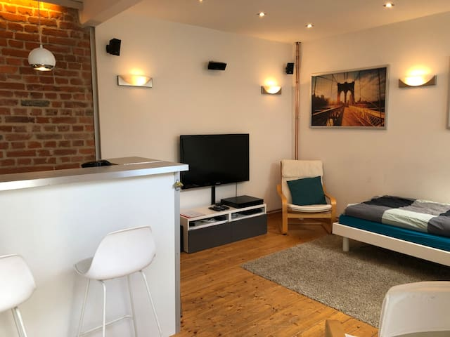 Central apartment in Hanover City