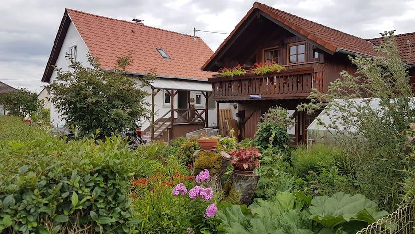Ortenberg的民宿