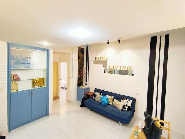 Ocean Cozy Home海洋楼