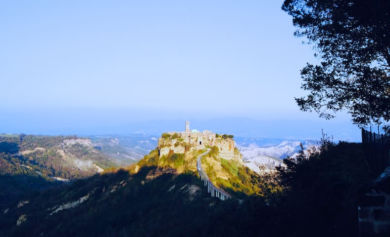 巴尼奥雷焦 (Bagnoregio)的民宿