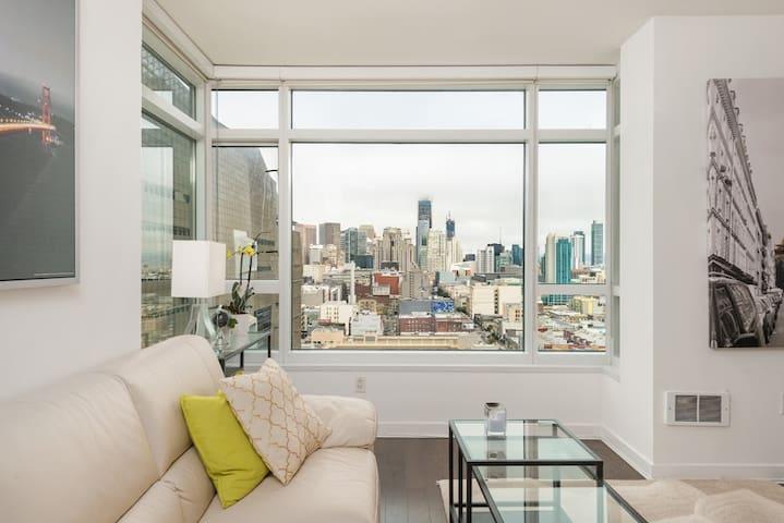旧金山的民宿