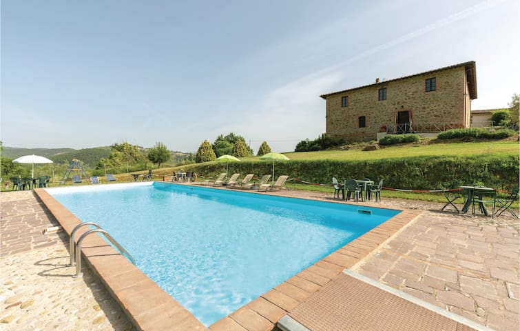 Holiday apartment with 1 bedroom on 50m² in S.Vito In Monte TR