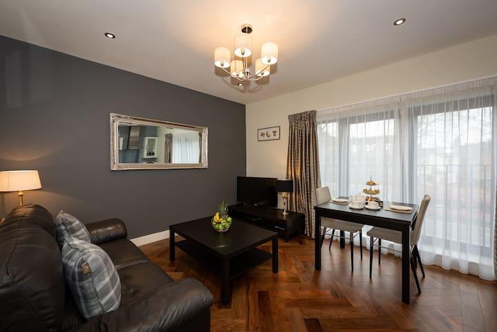 City Penthouse Apartment