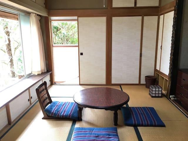 Tateyama-shi的民宿