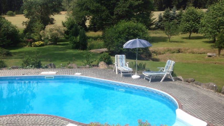 Forest Paradise - apartment 10km from Karlovy Vary