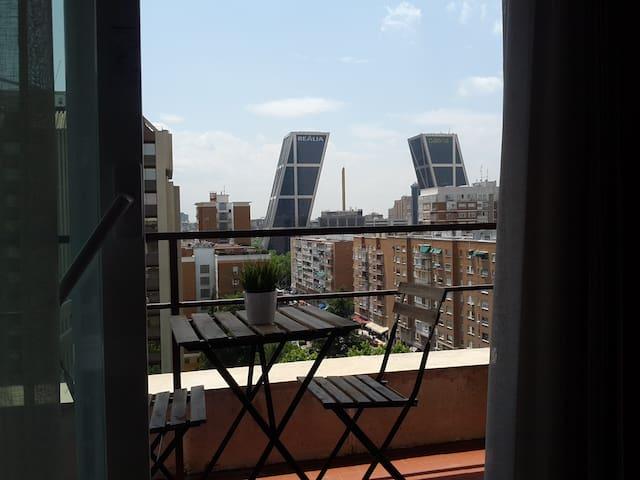 马德里的民宿
