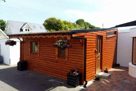 Log Cabin,heart of Dalkey,Co.Dublin