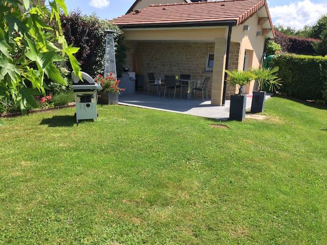 Montcornet的民宿