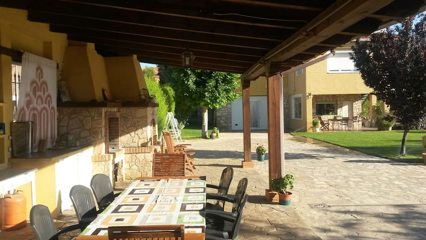 Villar de Olalla的民宿
