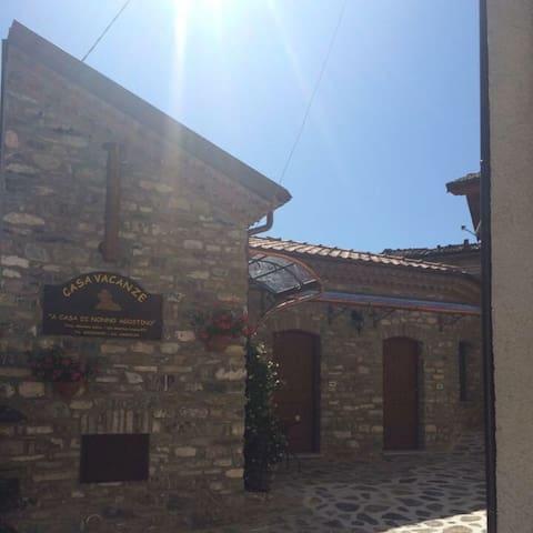 San Severino lucano 的民宿