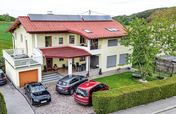 Oberhehenfeld的民宿
