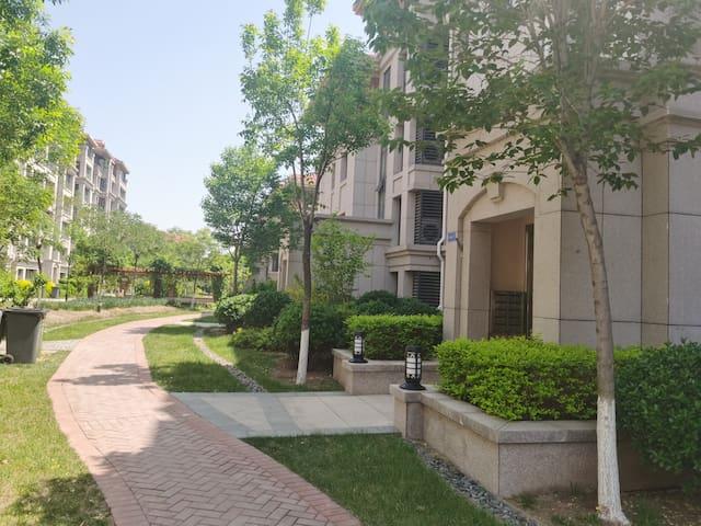 天津的民宿