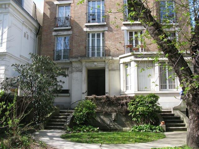Asnières-sur-Seine的民宿