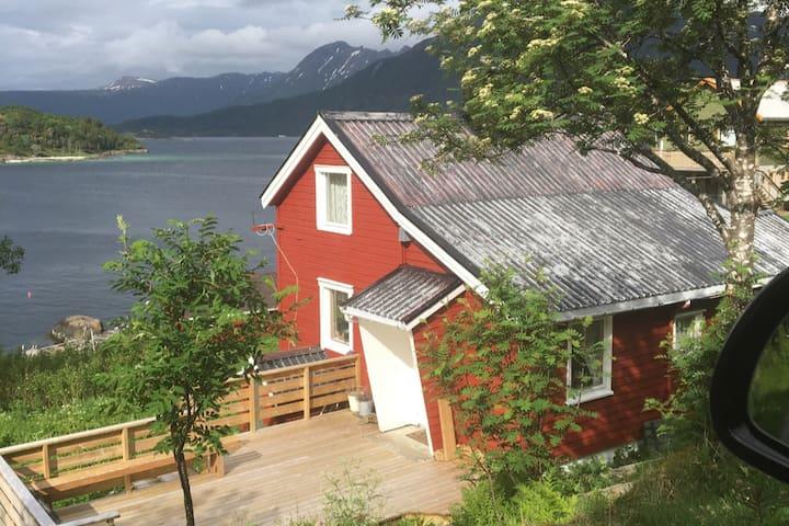 Hanøyvika的民宿