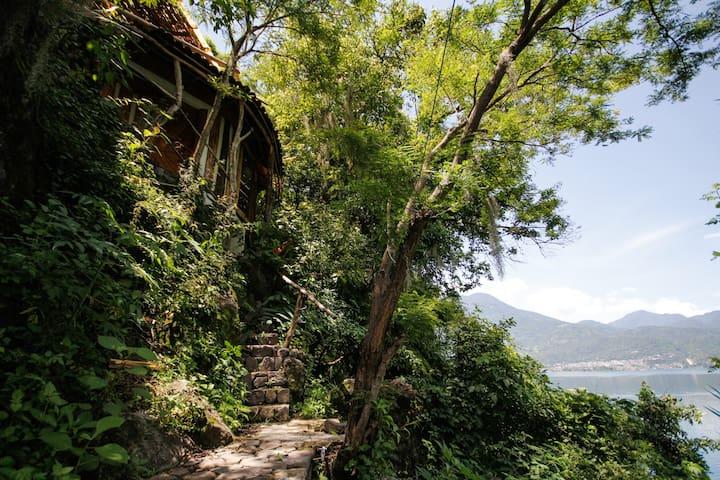 San Marcos La Laguna的民宿