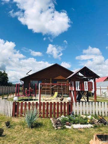 Horbovychi的民宿