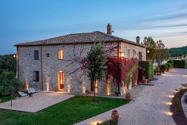 Monteroni D'arbia的民宿