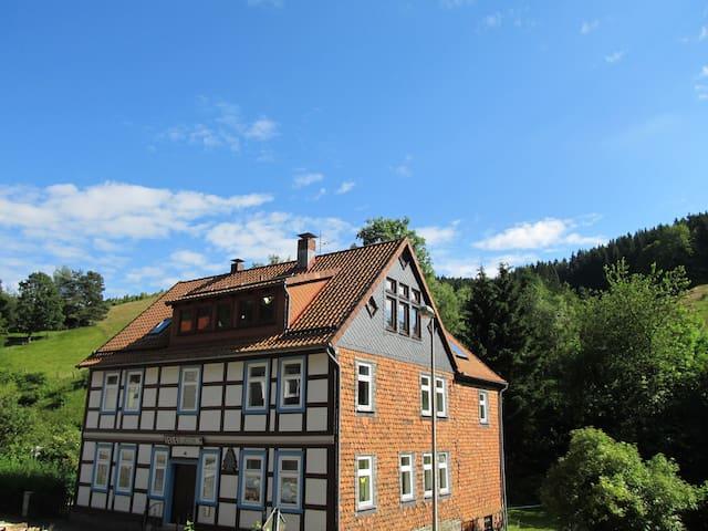Osterode am Harz的民宿