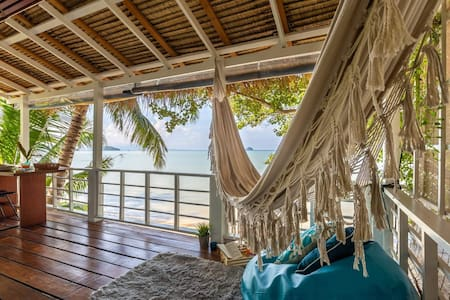 THE HATCH ❤️ Romantic Beach Front HIN KONG