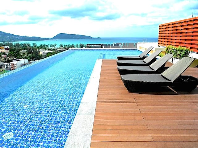 New and Good Apartment near PatongBeach
