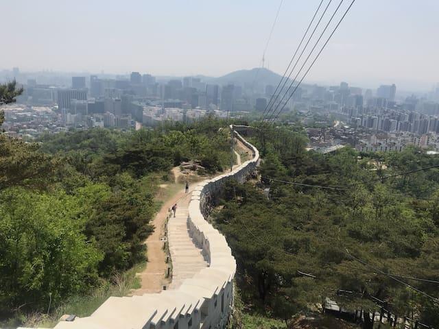 首尔的体验