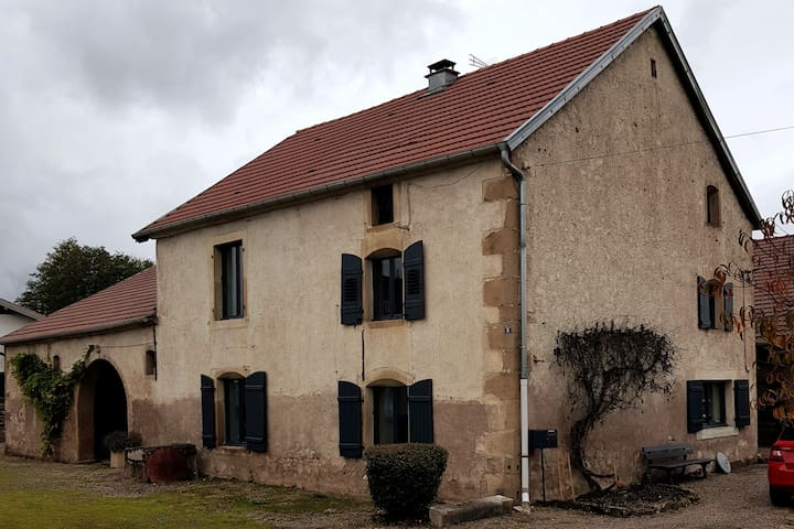 Mélisey的民宿