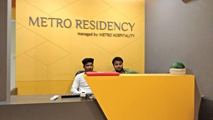METRO RESIDENCY