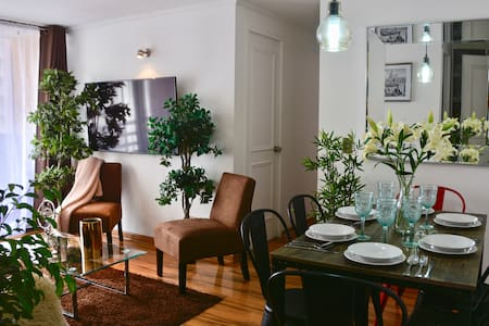 Colosal Familiy/Group apartment (6 people)