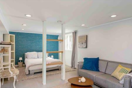 Modern Studio - Davis/Porter/Harvard
