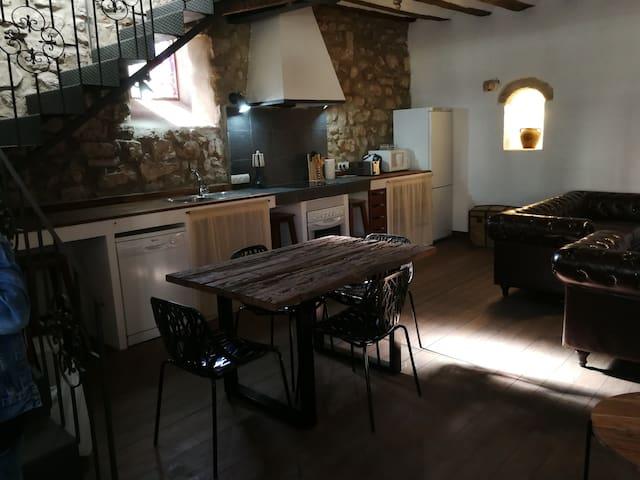 Medinaceli的民宿