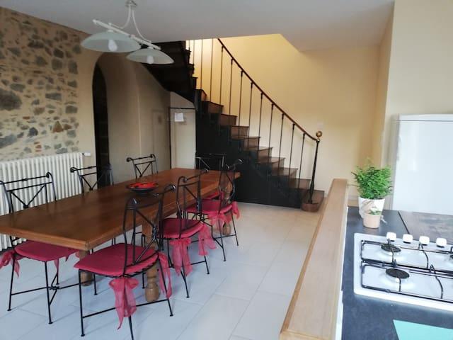 Moutiers-Sous-Chantemerle的民宿