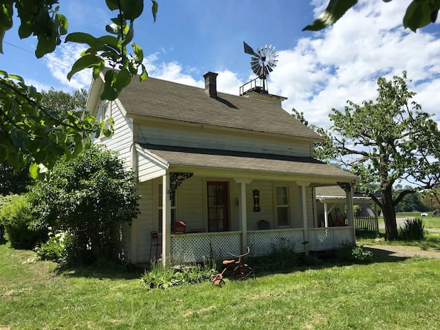 McKenzie Farm House