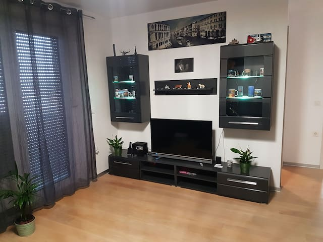 Cozy modern apartment in a quiet area